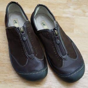 J-41 vegan adventure shoes